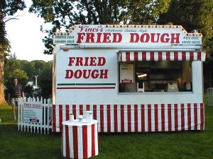 Fried Dough Trailer